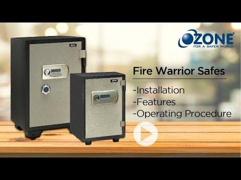 <span>Ozone Fire Warrior Safe</span>