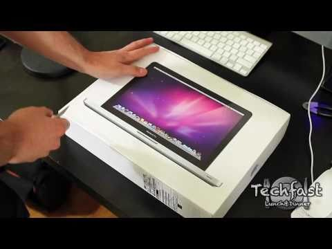 New 13-Inch Macbook Pro Unboxing & Hands On! (2011 Core i5)