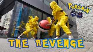 THE REVENGE Pokémon Go – PRANK! (original)