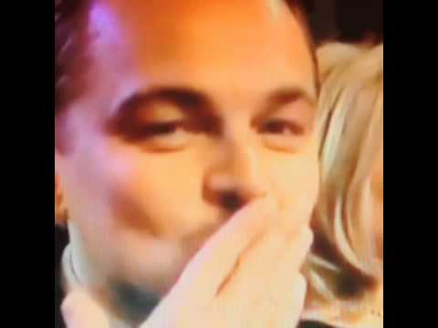 Company Magazine: Leonardo DiCaprio Blows A Kiss At The Baftas