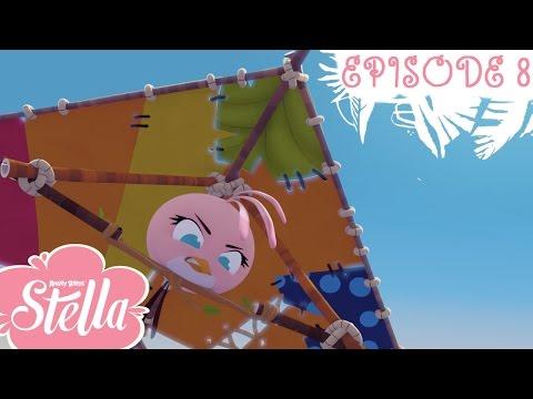 Angry Birds Stella 8 - Ovládni oblohu