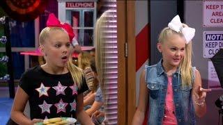 Jojo Siwa On Bizarrdvark | Disney Channel