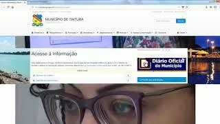 Vídeo Institucional - Portal da Transparência