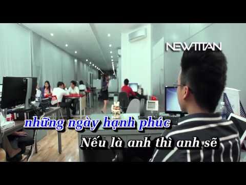 Karaoke Nếu Là Anh   The Men    NewTiTan    Karaoke HD Online