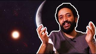 مغاربة يساهمون في اكتشاف 7 أراضي كتدور حول نجم خافت قريب لينا |