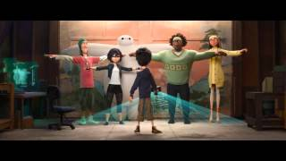 Big Hero 6 Official Japanese Trailer #2 (2014) Disney Animation Movie HD