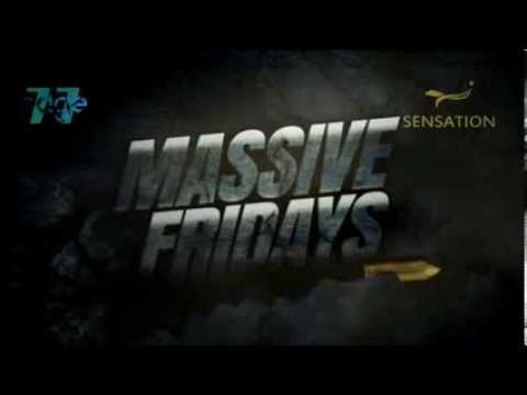 MASSIVE URBAN FRIDAYS at SENSATION CLUB DUBAI
