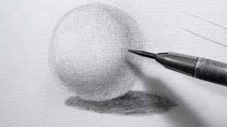 Clases de sombreado: cómo dibujar sombras