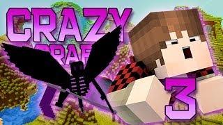 Minecraft: Crazy Craft Modded Survival Playthrough W/Mitch