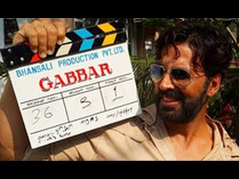 Checkout Akshay Kumar's new Look in 'Gabbar' | Hindi Cinema Latest News | Shruti Haasan,