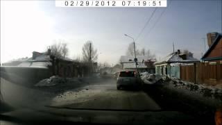 Подборка ДТП с видеорегистраторов. Жесткие аварии