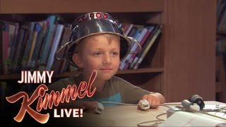 Jimmy Kimmel: Child Lie Detective