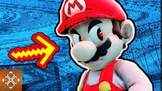 5 STRANGE SECRETS You Never Knew About MARIO