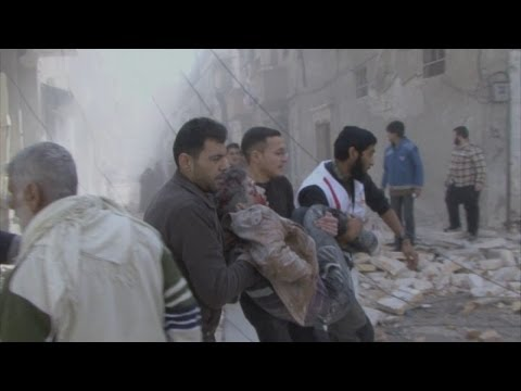 Inside Syria: The aid workers of Aleppo
