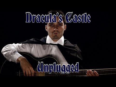 CASTLEVANIA UNPLUGGED - Dracula's Castle Theme (Acoustic Cover)