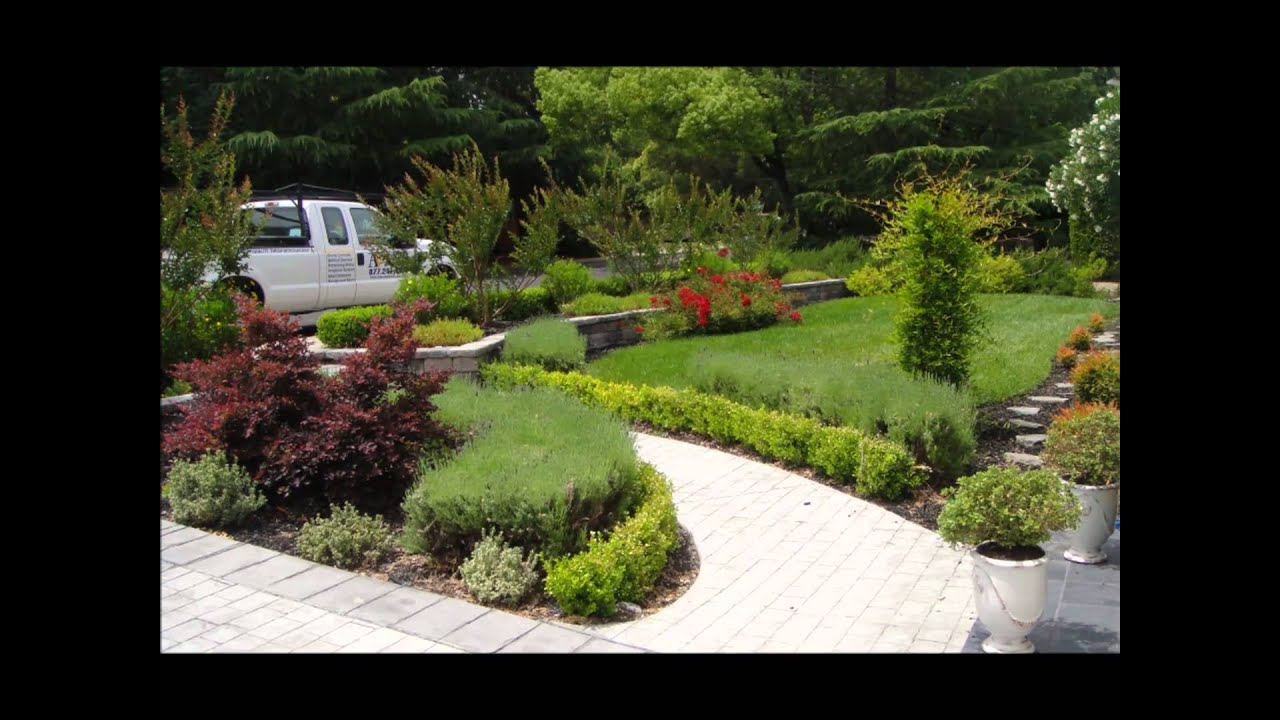 Curb appeal ideas landscape ideas front yard ideas for Curb appeal garden designs