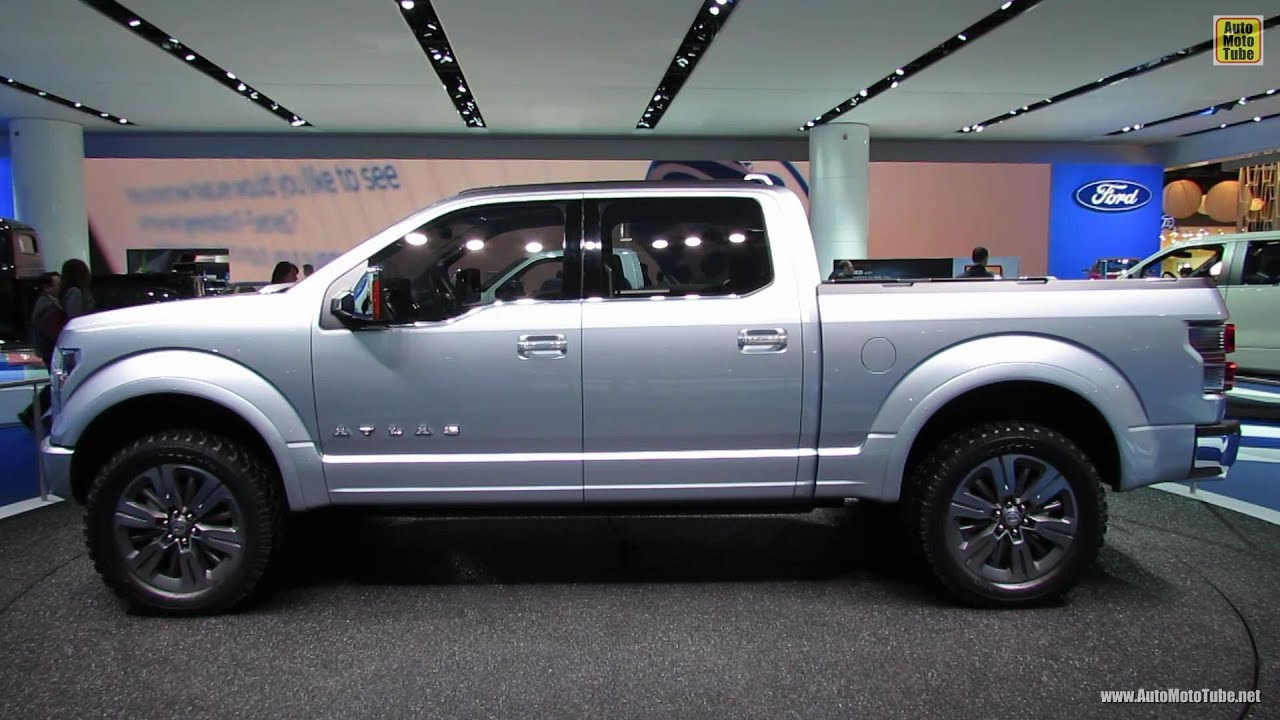 2015 ford f 150 atlas prototype exterior walkaround. Cars Review. Best American Auto & Cars Review