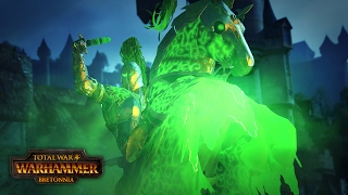 Total War: WARHAMMER - Bretonnia Cinematic Trailer