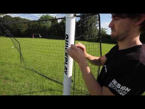 Kickster Match Fold Goal 8x5