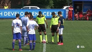 INTER FOOTBALL ACADEMY: GLI U16 ELIMINANO LA SAMP