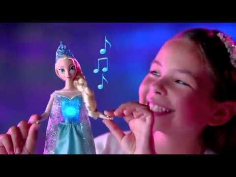 Bup be nu hoang bang gia Elsa phat nhac