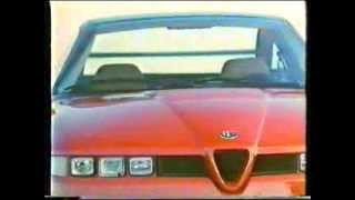 Alfa Romeo SZ official promotional video