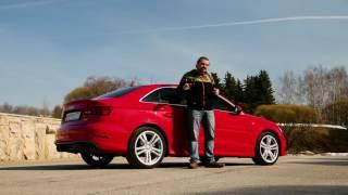 Наши тесты плюс. Вып.51.Audi A3. Авто Плюс ТВ