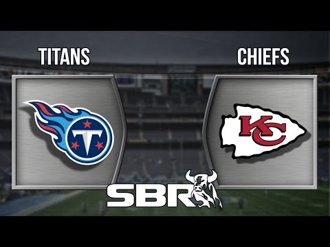 NFL Picks: Tennessee Titans vs. Kansas City Chiefs Opening Odds
