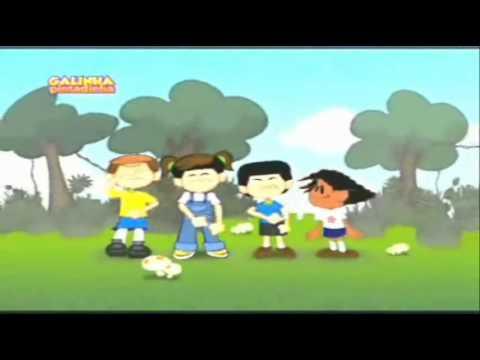 VIDEOS INFANTIS - 10 CLIPES (Children's Video)Bloqueado pela UMG no Brasil