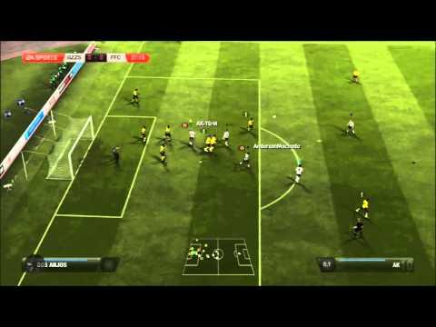 Fuleragi FC 0 x 0 FC Brazzers - Supercopa Superfifa, 2ª Edição, Semi Final, 1ª Partida