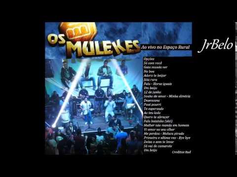 Os Mulekes Cd Completo Ao vivo 2013 JrBelo