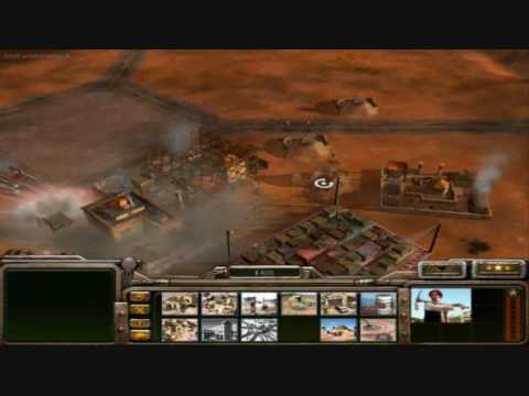 C&C: Generals Nubzor vs Sinkiller Gla vs China