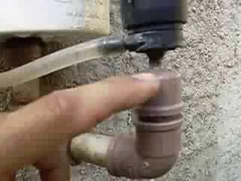video como cria bomba d água caseira