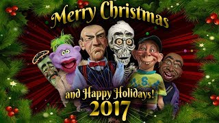 Merry Christmas and Happy Holidays! 2017 | JEFF DUNHAM