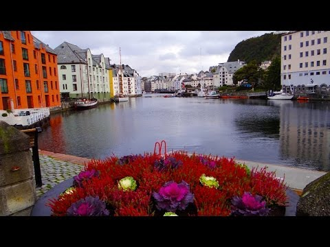 Nick Lido in Alesund, Norway /  Slideshow