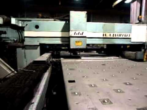 Whitney 661 CNC Punch 60