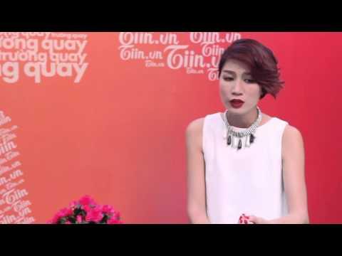 Trang Trần: Sống rất ổn với nghề người mẫu