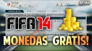 FIFA 14 Ultimate Team Monedas GRATIS!