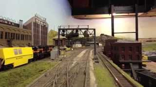 Marion Model Railroad Club Layout Tour Part 1