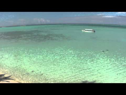 Plage de Matira Bora Bora