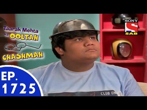 Taarak Mehta Ka Ooltah Chashmah - तारक मेहता - Episode 1725 - 27th July, 2015