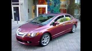 2009 Acura CSX - Auto - Leather - 145K - Alloys - $14,995 - Malibu Motors Victoria