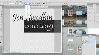 Creating A Watermark In Photoshop