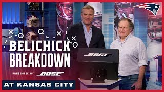 Belichick Breakdown: Rex Burkhead's game winning overtime TD & more top plays from AFC Championship