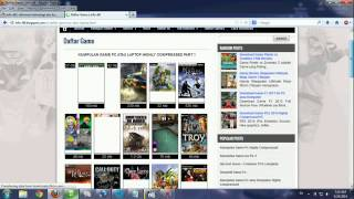 Site Download Game PC Highly Compressed 100% Work