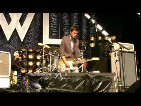 Taxidermy - White Lies - Glastonbury 09 (Part 2 of 7)