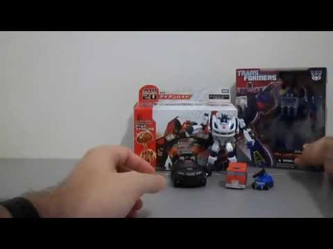 UNBOXING AGOSTO PARTE 2  TRANSFORMERS