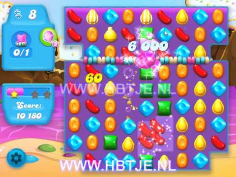 Candy Crush Soda Saga level 20