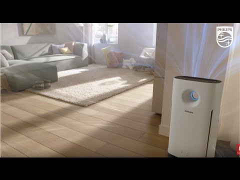 Philips AC3256/30 Anti-Allergan Air Purifier With NanoProtect Filter-Atlantic Electrics