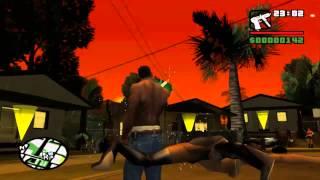 Gta San Andreas Como Tener El Arma Antigravedad + Como